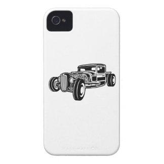 Funda Para iPhone 4 De Case-Mate Vintage Car