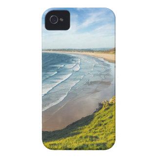 Funda Para iPhone 4 De Case-Mate Vista escénica del paisaje contra el cielo