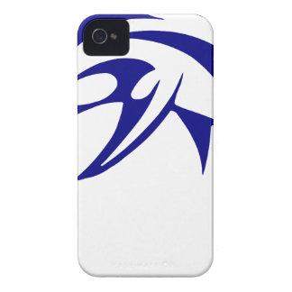 Funda Para iPhone 4 Delfín azul