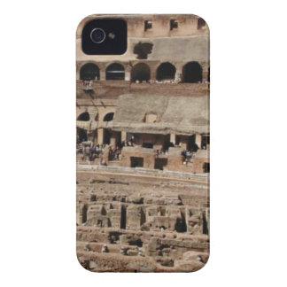 Funda Para iPhone 4 edificio antiguo de la migaja