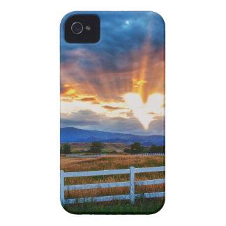 Funda Para iPhone 4 El amor está en el aire