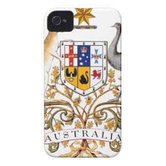 Funda Para iPhone 4 Escudo de armas de Australia