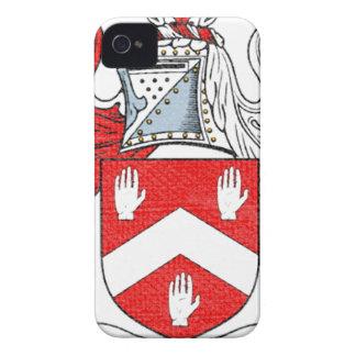 Funda Para iPhone 4 Escudo de la familia de O'Byrne
