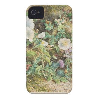 Funda Para iPhone 4 Estudio de la flor