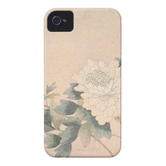 Funda Para iPhone 4 Estudio de la flor - YUN Bing (chino)