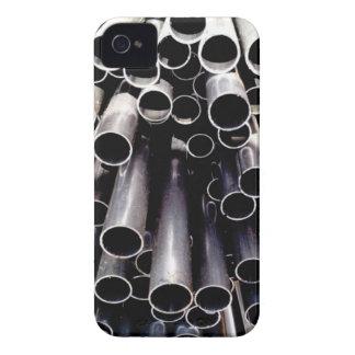 Funda Para iPhone 4 extremos metalizado del tubo
