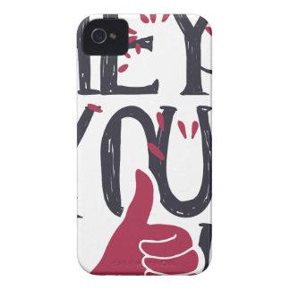 Funda Para iPhone 4 Ey usted te quiero