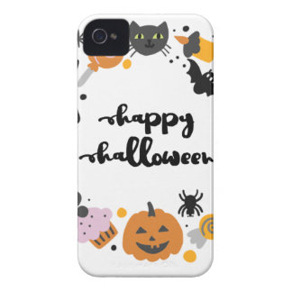 FUNDA PARA iPhone 4 FELIZ HALLOWEEN