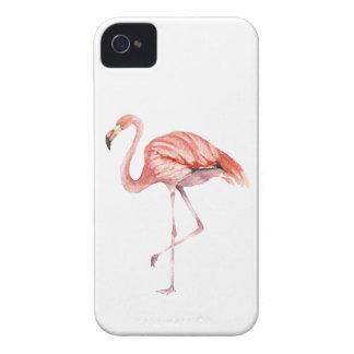 Funda Para iPhone 4 Flamenco rosado