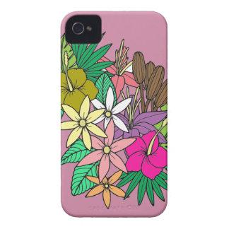Funda Para iPhone 4 Flores 2