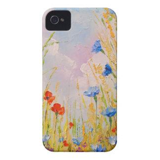 Funda Para iPhone 4 Flores salvajes