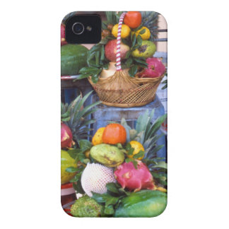 Funda Para iPhone 4 Fresh Asian Fruits