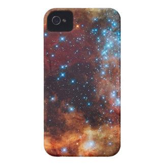 Funda Para iPhone 4 Galaxia del espacio exterior de la nebulosa de las
