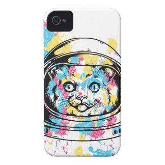 Funda Para iPhone 4 gato el astronuat