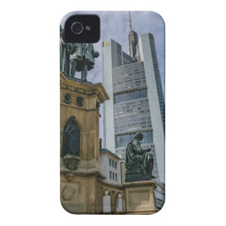 Funda Para iPhone 4 Horizonte de Francfort