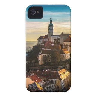 Funda Para iPhone 4 Horizonte de la República Checa