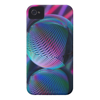 Funda Para iPhone 4 La bola refleja 4