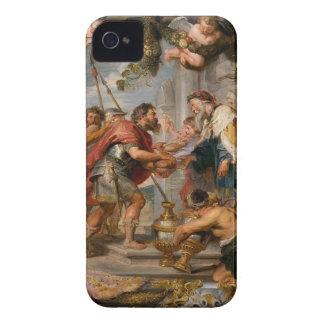 Funda Para iPhone 4 La reunión de Abraham y del arte de Melchizedek