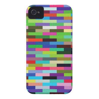 Funda Para iPhone 4 ladrillos multicolores