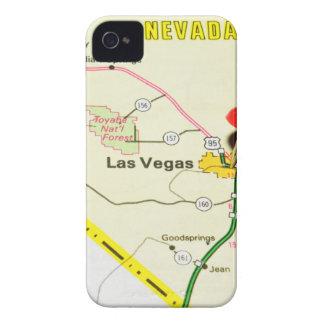 Funda Para iPhone 4 Las Vegas, Nevada