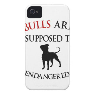 Funda Para iPhone 4 Los pitbulls diseñan lindo