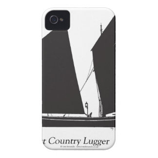 Funda Para iPhone 4 lugger del país del oeste 1887 - fernandes tony