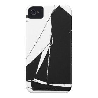 Funda Para iPhone 4 Medway 1873 Peterboat - fernandes tony