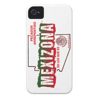 FUNDA PARA iPhone 4 MEXIZONA