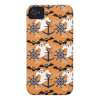 Funda Para iPhone 4 Modelo náutico de Halloween