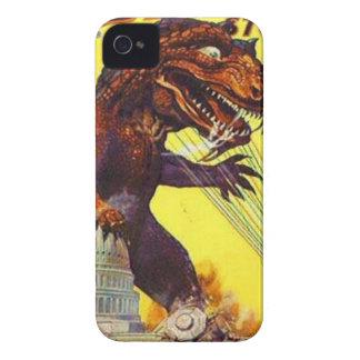 Funda Para iPhone 4 monstruo del lagarto gigante