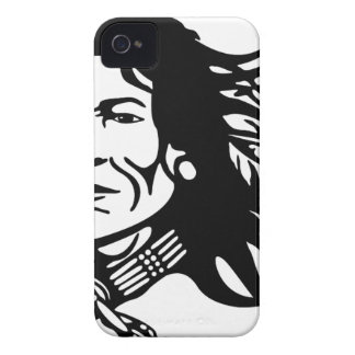 Funda Para iPhone 4 Nativo americano