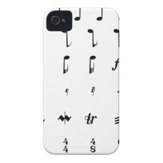 Funda Para iPhone 4 Notesai