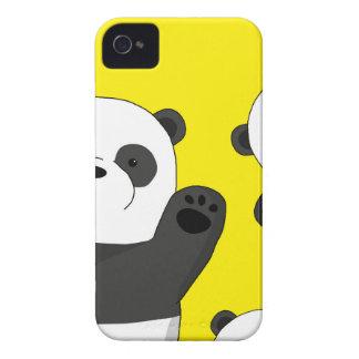 Funda Para iPhone 4 Pandas lindas