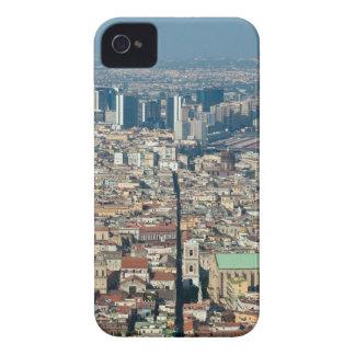 Funda Para iPhone 4 Panorama de Nápoles