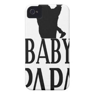 Funda Para iPhone 4 Papá del bebé