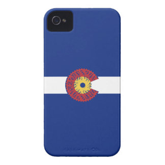 Funda Para iPhone 4 Paseo Colorado (casete de la bicicleta)
