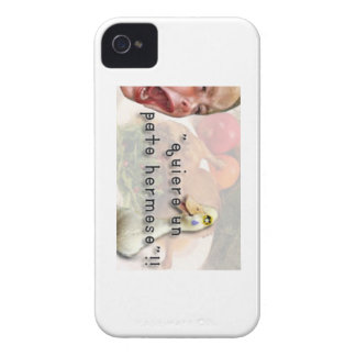 Funda Para iPhone 4 Pato y chica