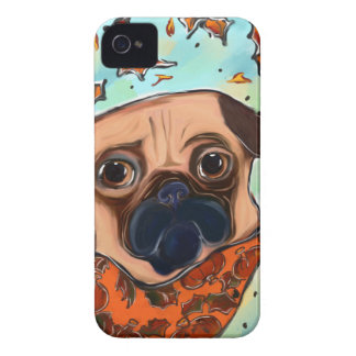 FUNDA PARA iPhone 4 PERRO DEL BARRO AMASADO
