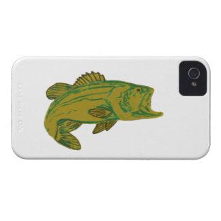 Funda Para iPhone 4 Pescados
