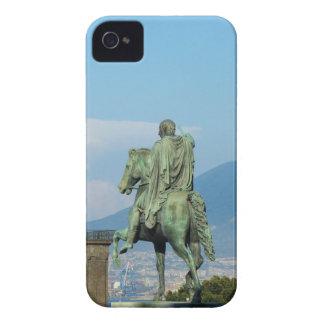 Funda Para iPhone 4 Piazza del Plebiscito, Nápoles