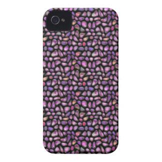 Funda Para iPhone 4 Piedras preciosas vivas