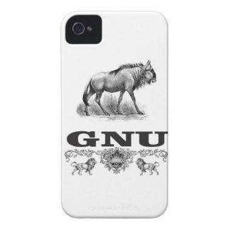 Funda Para iPhone 4 poder del gnu