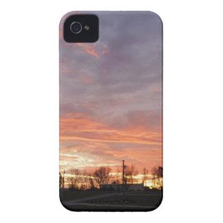 Funda Para iPhone 4 Puesta del sol impresionante