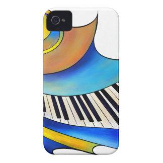 Funda Para iPhone 4 Redemessia - piano espiral