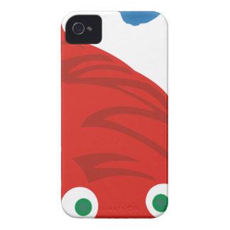Funda Para iPhone 4 Salamander rojo