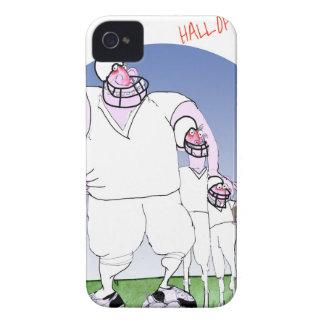 Funda Para iPhone 4 Salón de la fama del Gridiron, fernandes tony