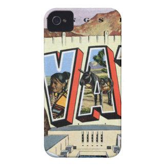 Funda Para iPhone 4 Saludos de Nevada