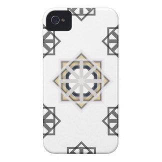 Funda Para iPhone 4 spirograph-multiple-shapes3-35