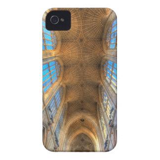 Funda Para iPhone 4 Techo de la abadía del baño