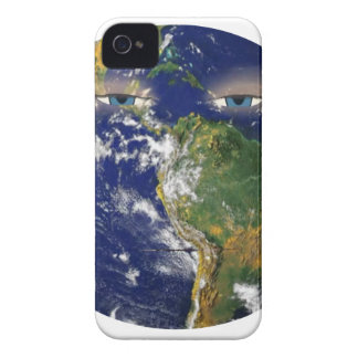 FUNDA PARA iPhone 4 TIERRA AGUJEREADA